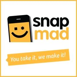 10% Off Your First Order @ SnapMad