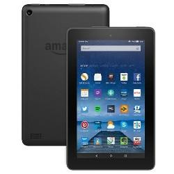 "Amazon Fire Tablet, 7"" Display, Wi-Fi, 8 GB (Black) -  £22.48 Delivered"