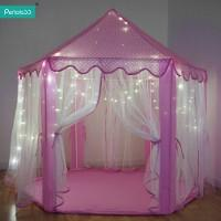 Pink playtent with fairy lights £39.99 delivered