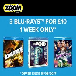 3 Blu-Rays £9 delivered @ Zoom