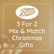 Mix & Match 342 Christmas Gifts Now Online @ Boots