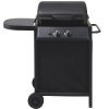 Mygar 2 burner Gas Black Barbecue £25 @ B&Q