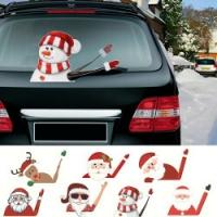 Christmas Windscreen Wipers (various) from £2.29 delivered @ eBay