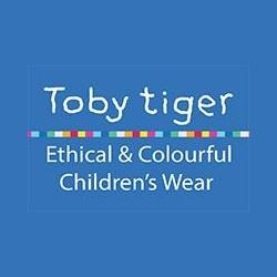 15% off your first order @ Toby Tiger