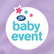 Baby & Toddler Event now LIVE @ Boots