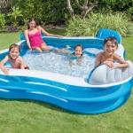 Intex Swim Centre Family Pool with Seats £29.28 delivered @ Amazon