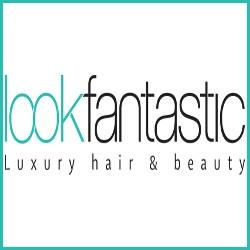 Save 10% + a Free Beauty Bag when you spend £50 @ Look Fantastic