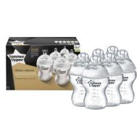Tommee Tippee 6 pack of bottles £11.89 delivered