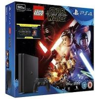 PS4 Slim 500GB Console bundle £189 delivered