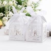 Birdcage wedding favour boxes just £1.95 delivered for 50 pieces