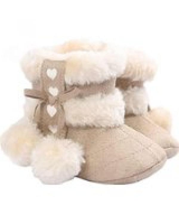 Baby soft winter boots £4.05 delivered