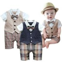 Baby boys summer suit only £5.85 delivered